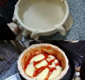 These Guys Made A Pizza Cake