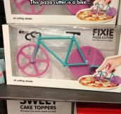 Cutting A Pizza Just Got A Lot Better