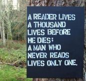 Life Of Every Reader
