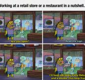 Every Restaurant Employee Can Relate