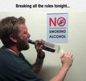 Rule Breaker