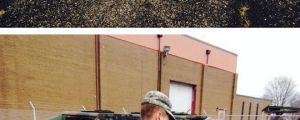 Army Prank