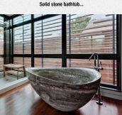 Gorgeous Bathtub