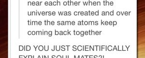 Soulmates Explained Scientifically