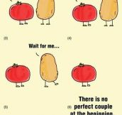 Tomato And Potato: A Love Story