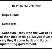 Voting In 2016
