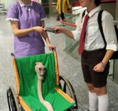 Cosplay Gold