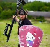 Gaming Armor