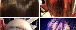 Pixelated Hair Style