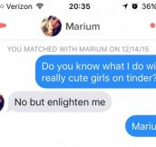 The 17 Best Tinder Moments of the Week
