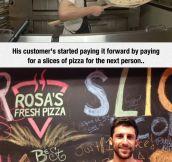 This Man Had A Wonderful Idea