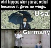 The Difference Between Some Countries