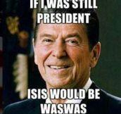 Tough President