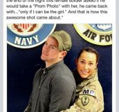 Channing Tatum's Prom Photo Win