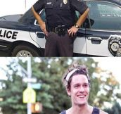 Some Cops Don't Have A Sense Of Humor