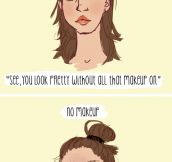Truth About Makeup