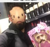 Hello Kitty Face Swapping