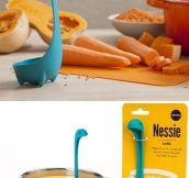 Now I Need This Nessie Ladle