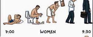 19 Totally Obvious Differences Between Men And Women
