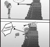 Maybe Daleks Just Need To Be Hugged