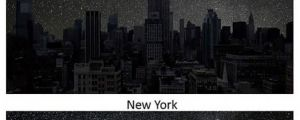Pure Night Skylines Of Famous Cities