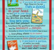 Dr. Seuss Quotes About Everything
