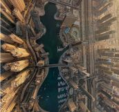 Amazing View Of Dubai From Above