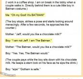 He Is The Batman
