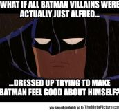 A Theory About Batman
