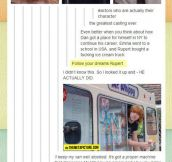 Rupert Grint And His Ice-Cream Truck