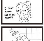 Dealing With Showers