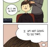 When I Go To The Hairdresser