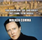 Let Me Add The Shatner Comma