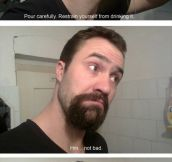 The Proper Way To Grow A Man Beard