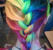 Plain Colorfulness