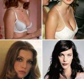 Hottest mothers and their daughters