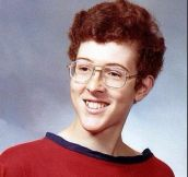 Weird Al in High School.