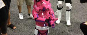 Girly Stormtrooper