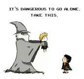 It's Dangerous, Frodo