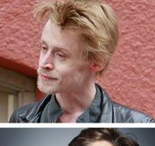 Macaulay Culkin Evolution