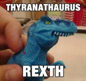 Phteven's Favorite Dinosaur