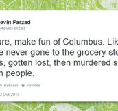 Making Fun Of Columbus