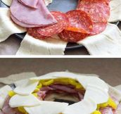 Pizza Donut