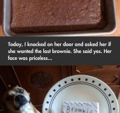 Battle Of The Brownies