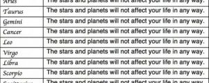 If You Are Wondering What The Stars Hold For You