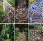 Gorgeous Stone Arrangements
