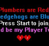Perfect Gamer Pick Up Line