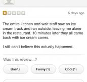 Internet's Weirdest Review