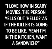 Scary Movie Plot