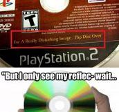 Flip Disc Over